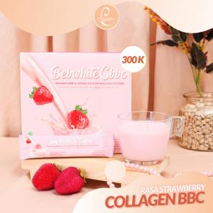 Collagen BBC Rasa Strawberry Bebwhite C Skincare Official