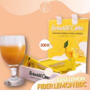 Fiber lemon BBC bebwhite c skincare official