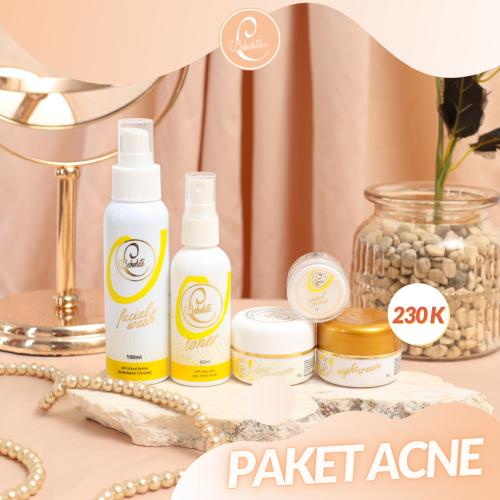Paket Acne Bebwhite C Skincare Official